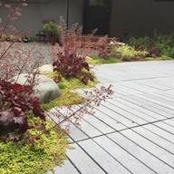 Arcada Entry Garden