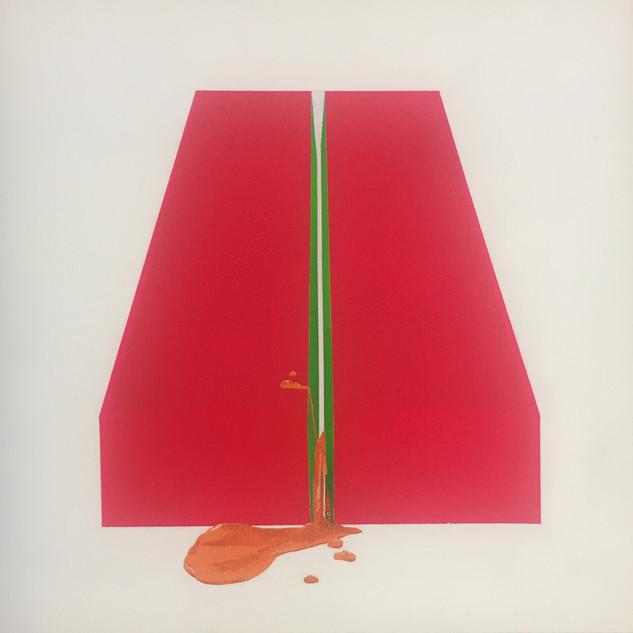 Logical, 60x60 cm, 2009