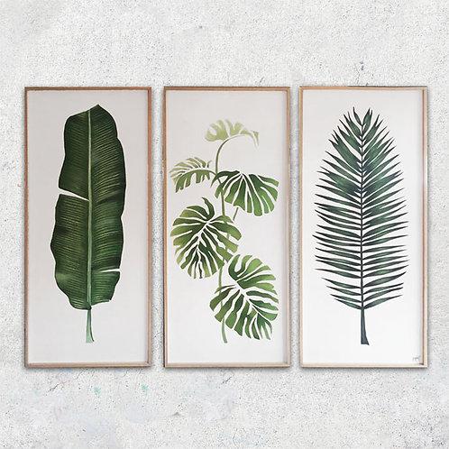 Tríptico Botánico