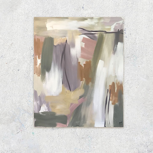 Abstracto Lavanda