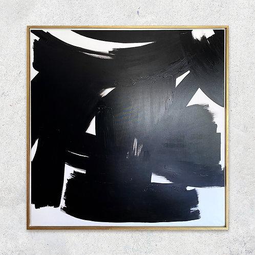 Abstracto Negro