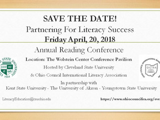 Save The Date-Spring Conference