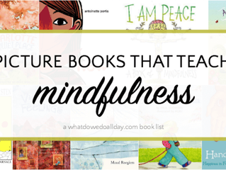 Picture Books That Teach Mindfulness