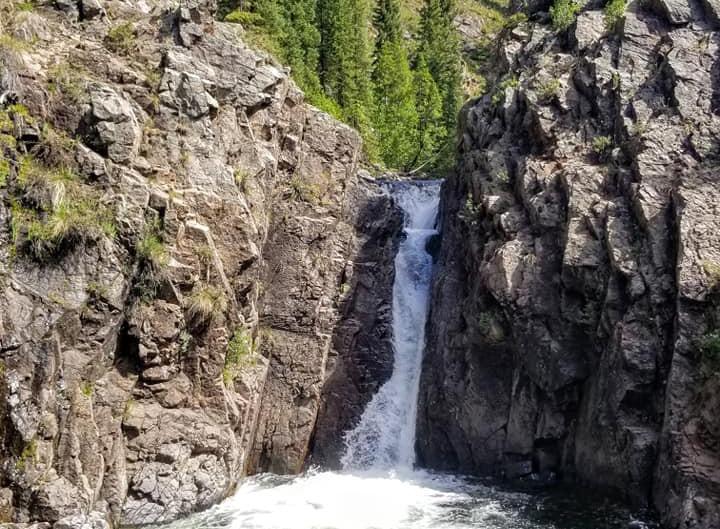 Adrenaline Falls