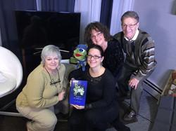 Interview Jean Summit Riker author