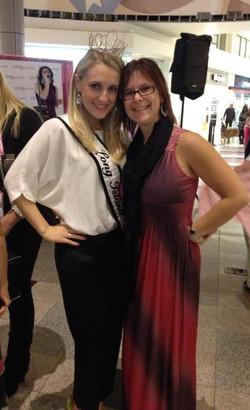 Breast Cancer Fundraiser w/ Miss LI