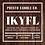 Thumbnail: IKYFL