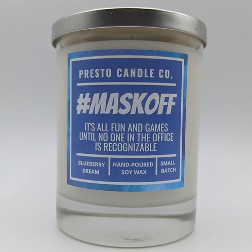 #MASKOFF