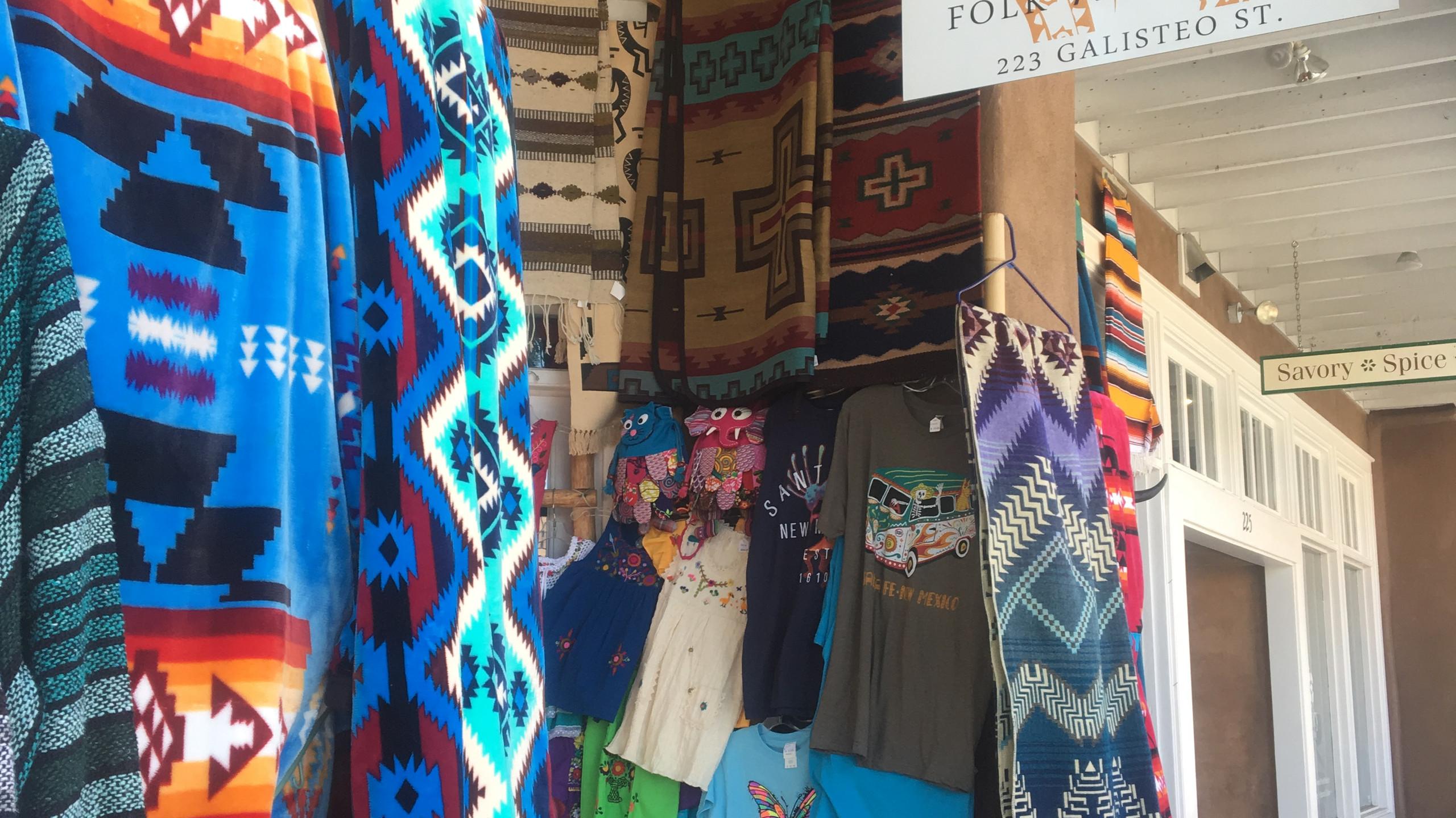 A budget-friendly shop for Southwestern style souvenirs.