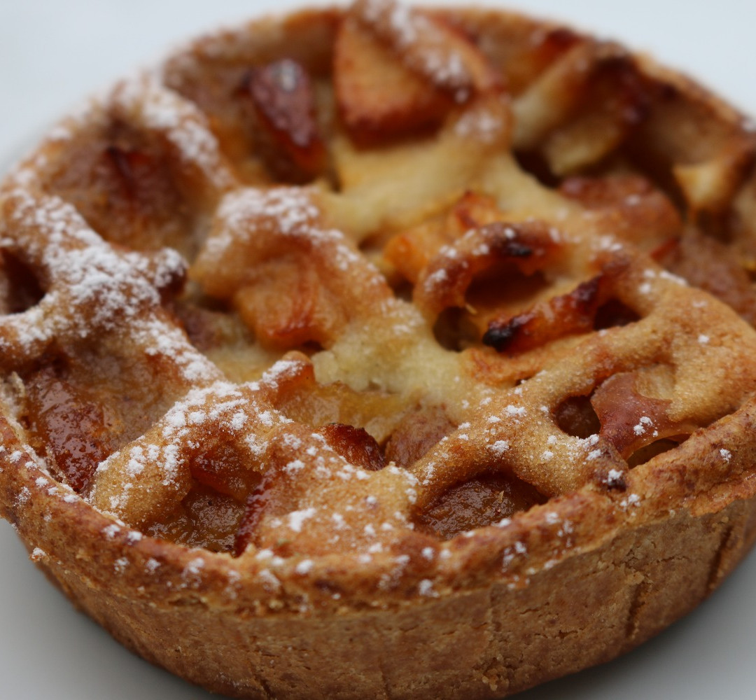 Apple Tarte from Chambelland