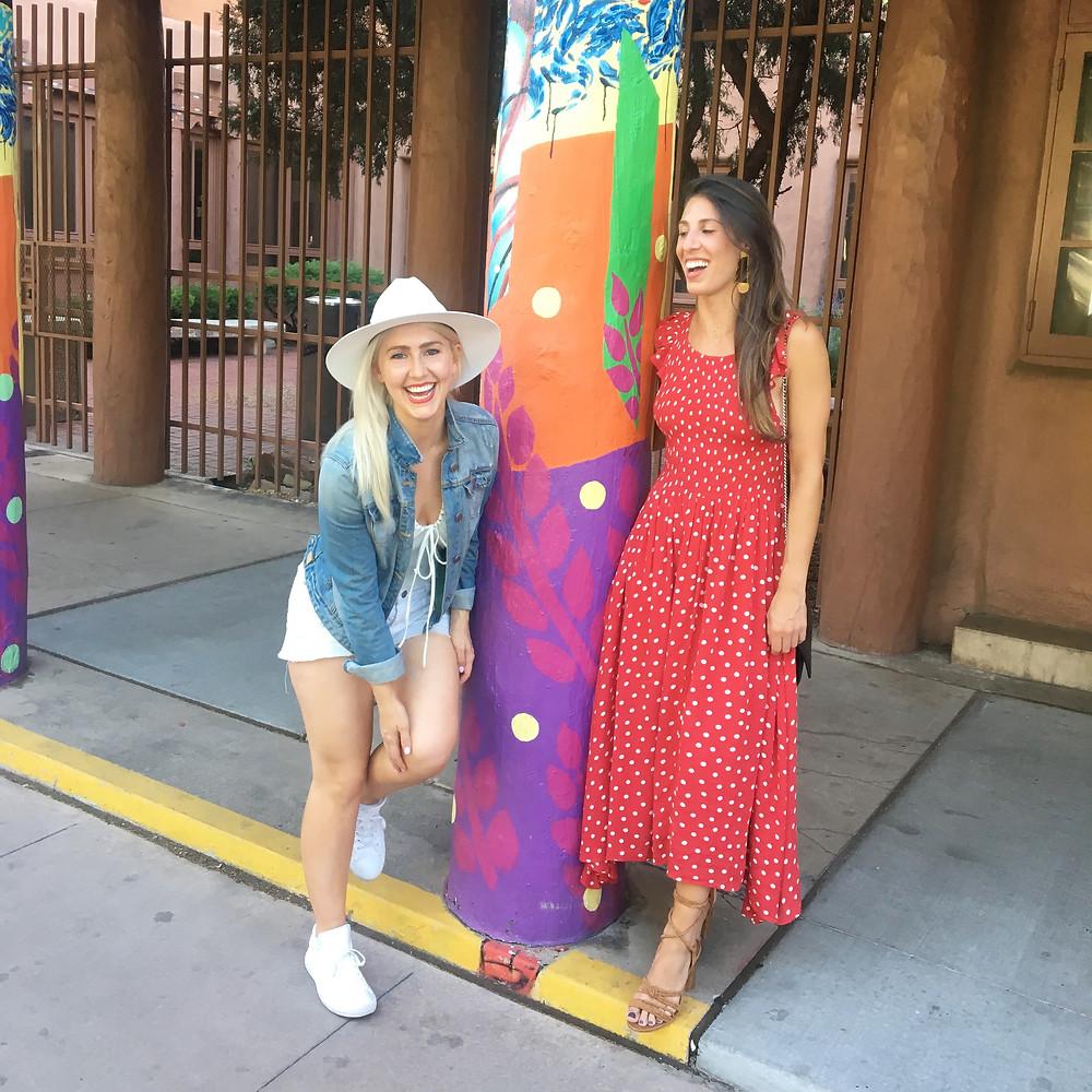 A special girls getaway for my friend, Alex's 30th birthday celebration.