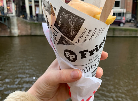 Amsterdam: The Junk Food Capitol of the World