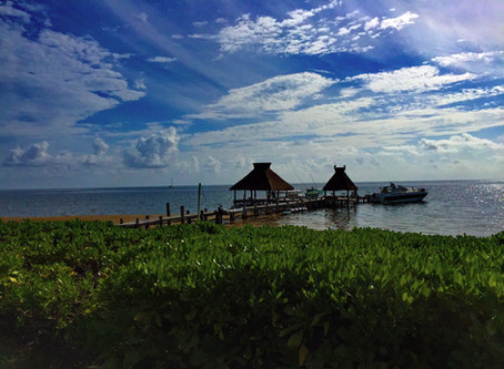 Our Honeymoon in Riviera Maya, Mexico