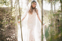 Jenna Garagiola Wedding Makeup and Hair