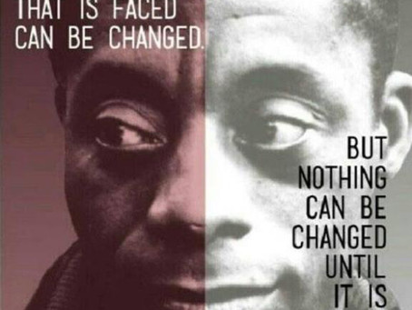 Quote of the day - by James Baldwin