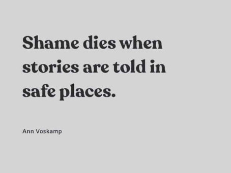 Quote of the day - Ann Voskamp