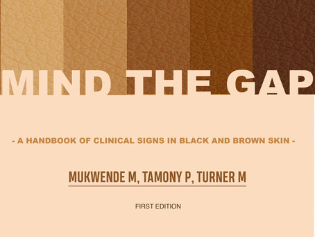 Mind the Gap: a handbook of clinical signs on black and brown skin