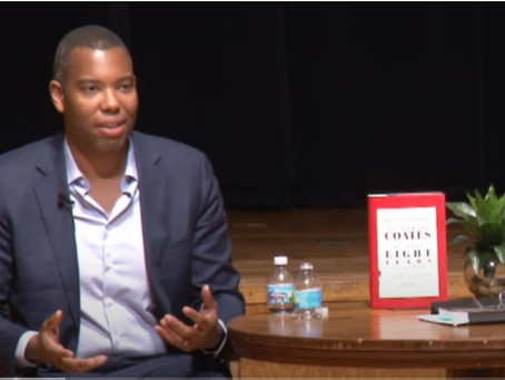 Ta-Nehisi Coates on words that don't belong to everyone
