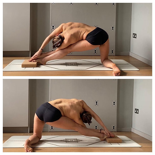 Scoliosis and Yoga Workshop 02/10/21
