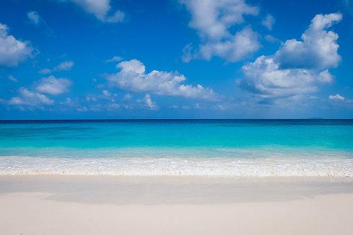 Visualisation: Relaxation Beach (audio file)