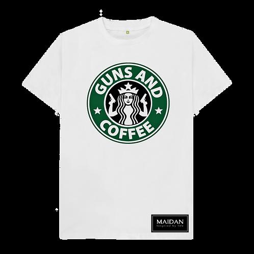 Tricou Guns&Coffee
