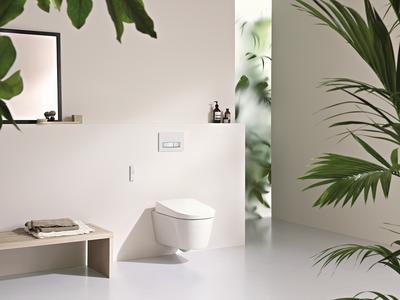 2013 Bathroom AquaClean Sela Matteo Thun