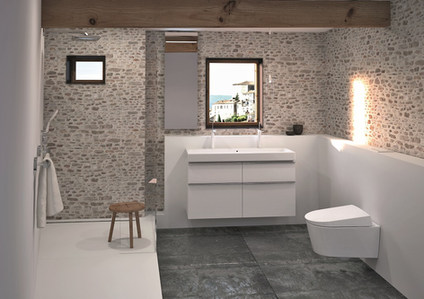 2017 Bathroom 05 B AquaClean Sela with O