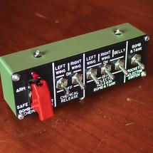 P-47 switch panel