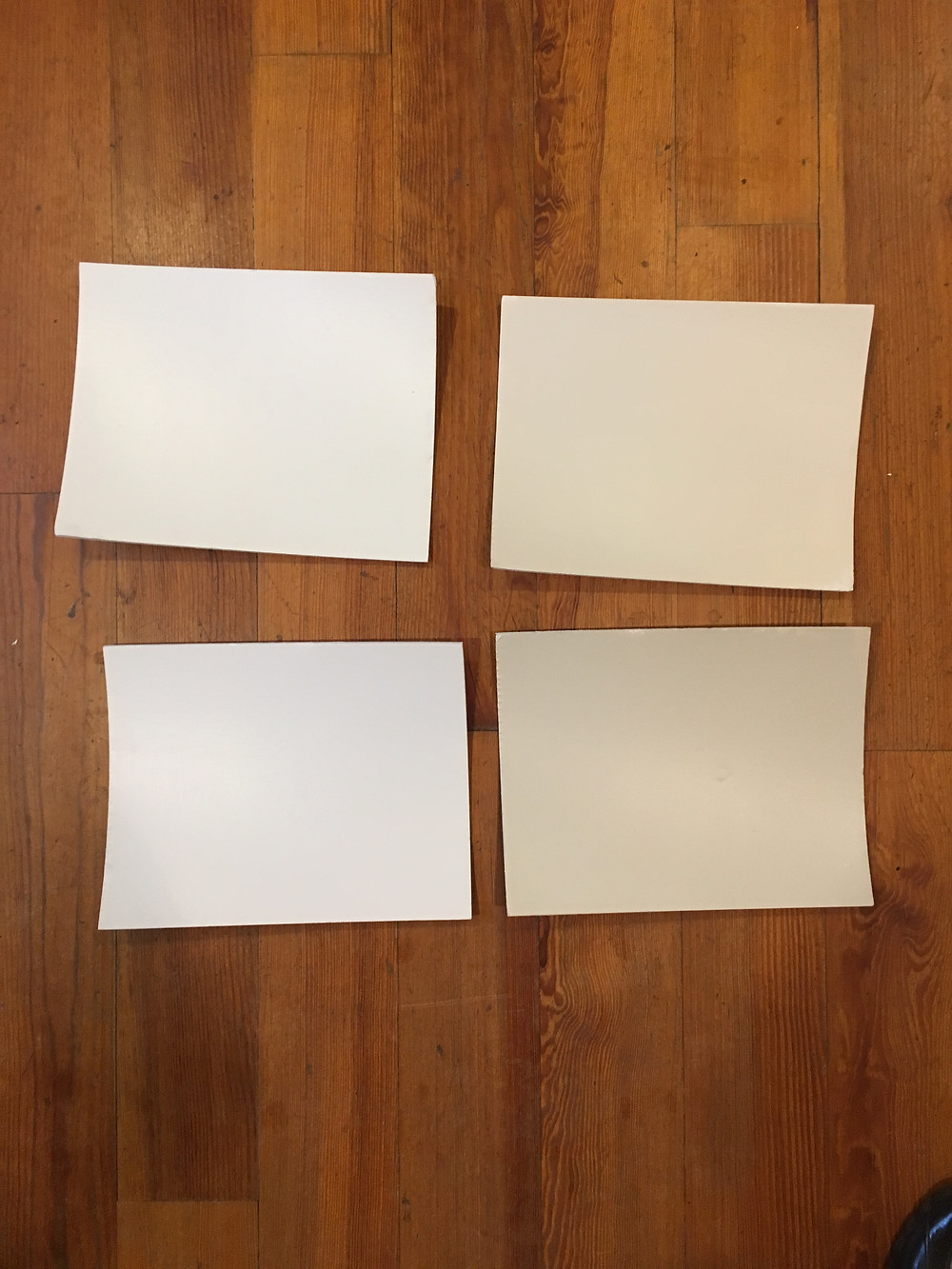 color swatches for cabinet and wall colors