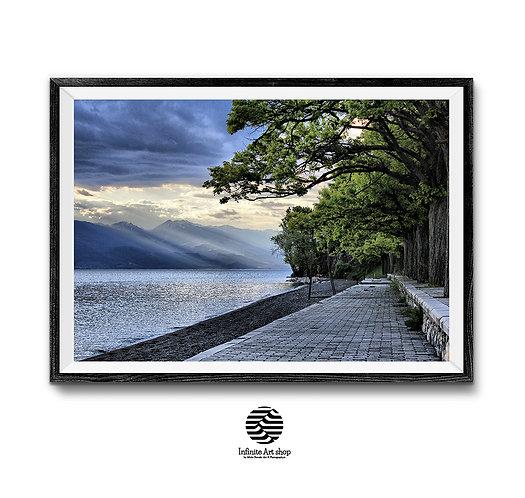 Coastal Wall Art,Nature Landscape Photography, Digital Download