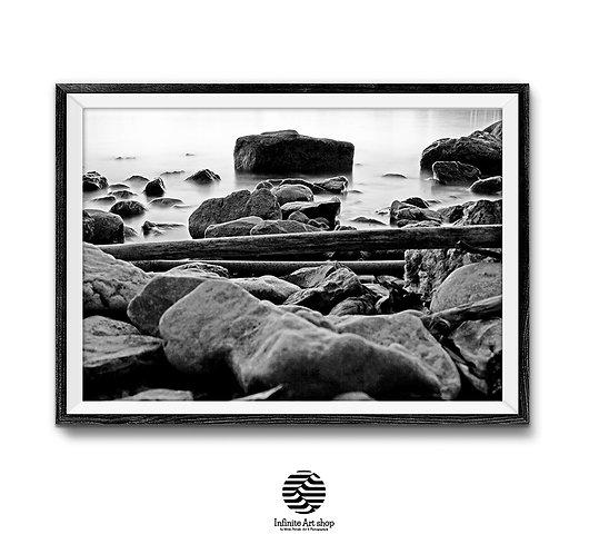 Beach Wall Art Print,Digital Download,Trendy Wall Art,