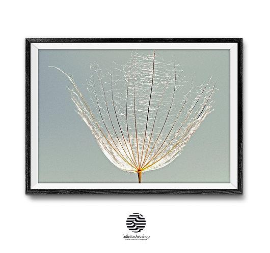 Dry Flower ,Botanical Print,Digital download,extra large wall art,Macro photography,