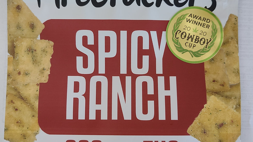 Spicy Ranch Firecrackers - Hybrid (300 mg)