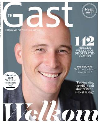 Te Gast magazine - Westfriesgasthuis