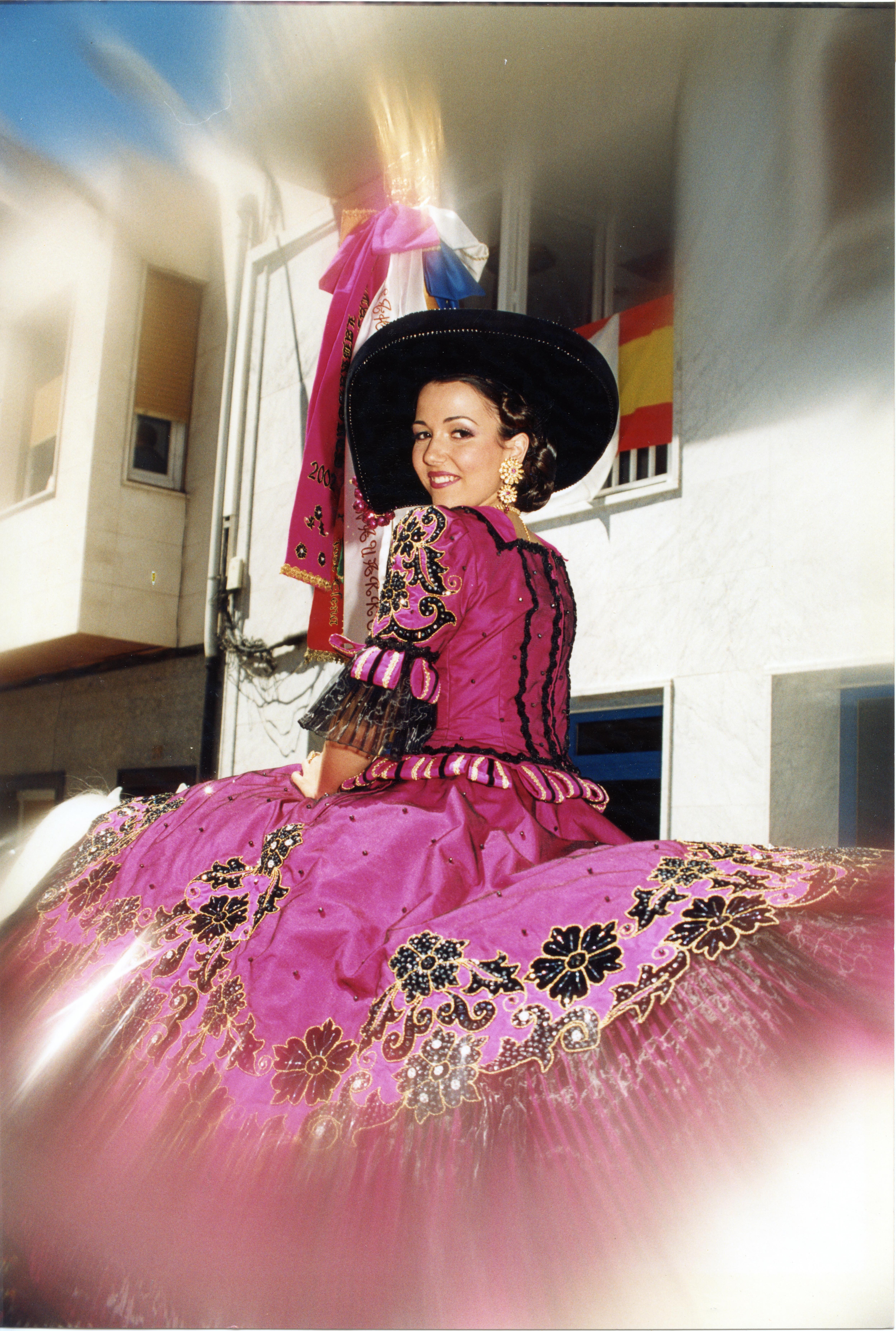 2002 Sara Sánchez Lajara