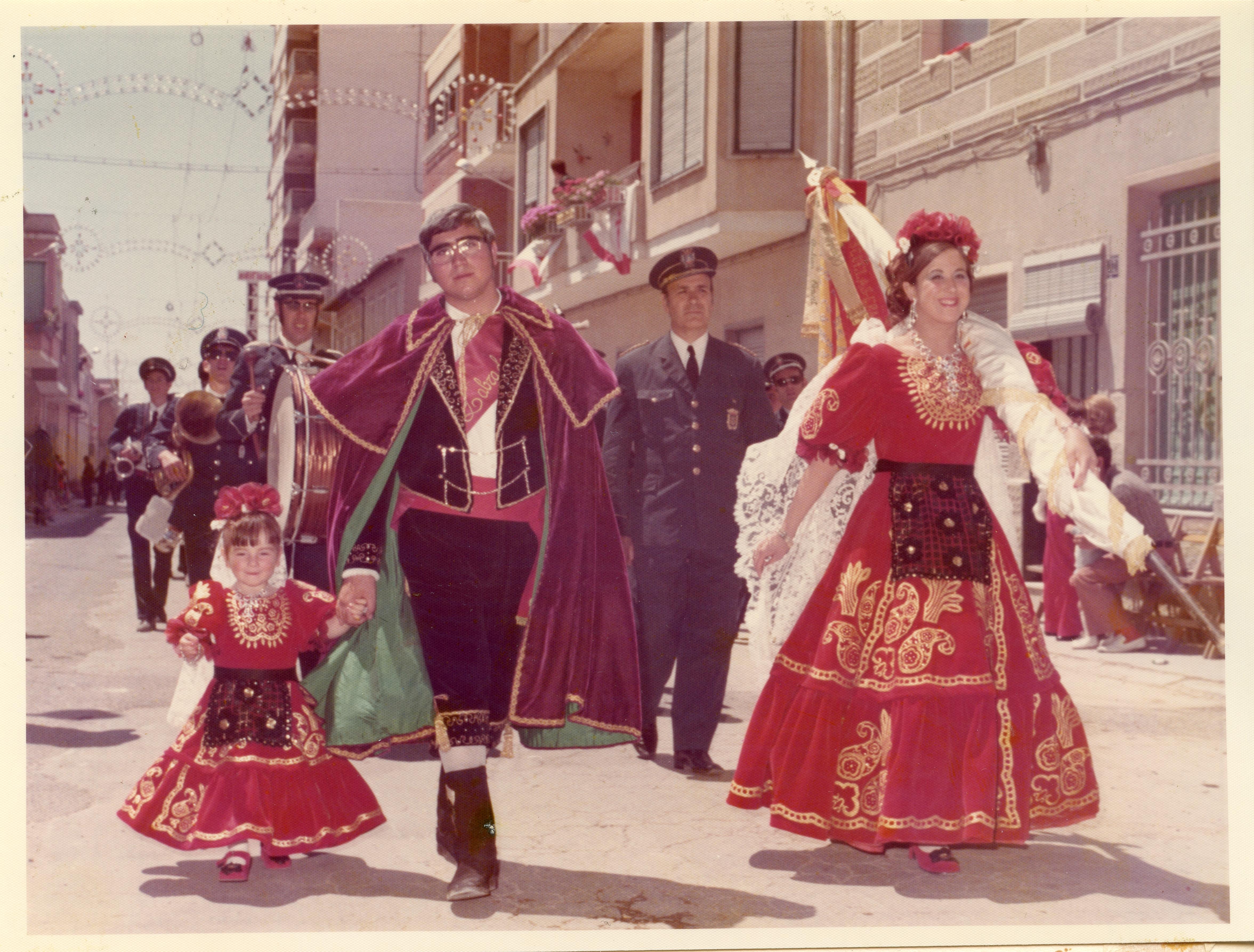 Capitanía 1973