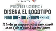 CONCURSO PARA DISEÑAR EL LOGO DEL 75 ANIVERSARIO DE LA COMPARSA LABRADORES. El premio es de 300 euro