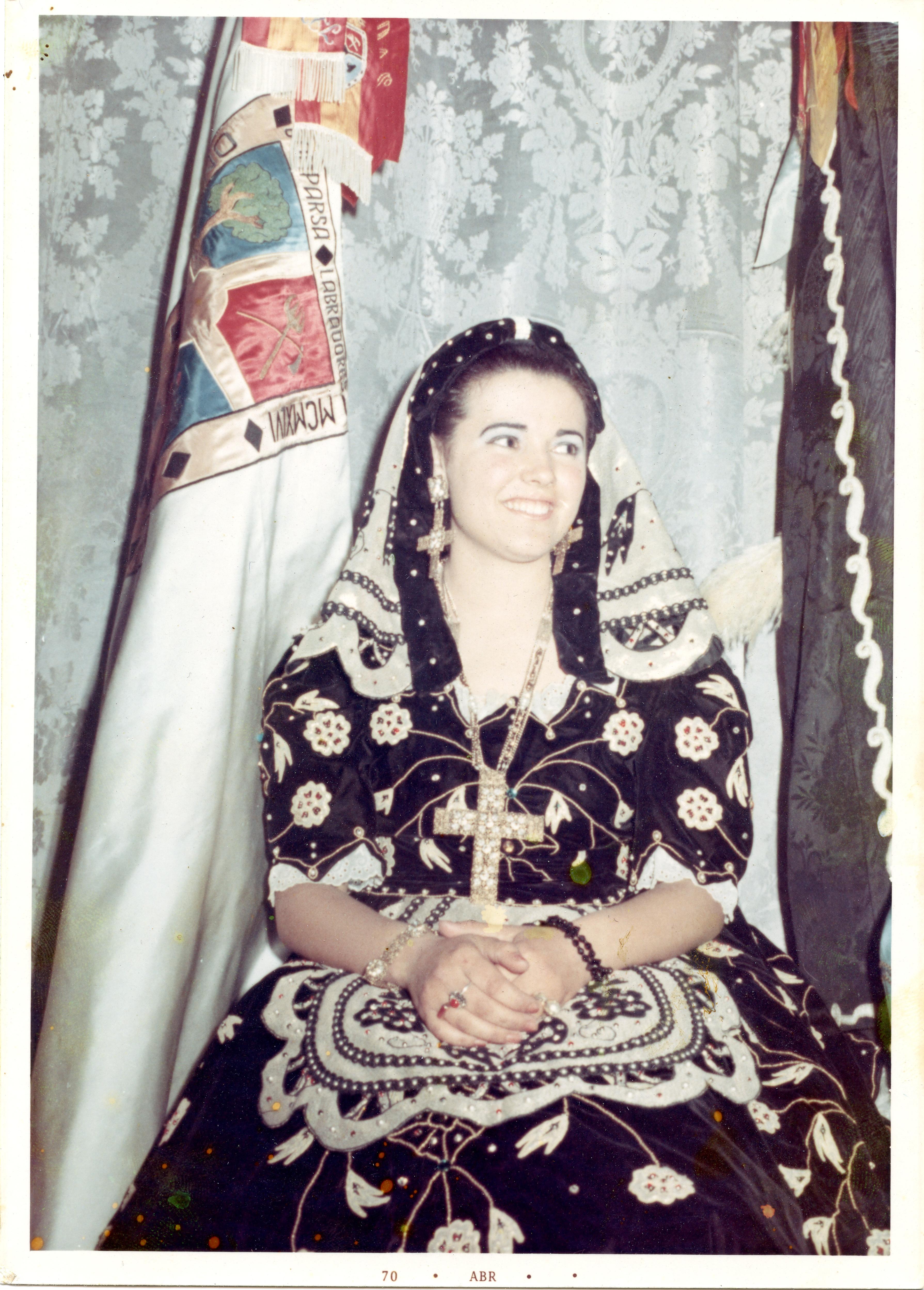 1968-1969 Remedios Moltó
