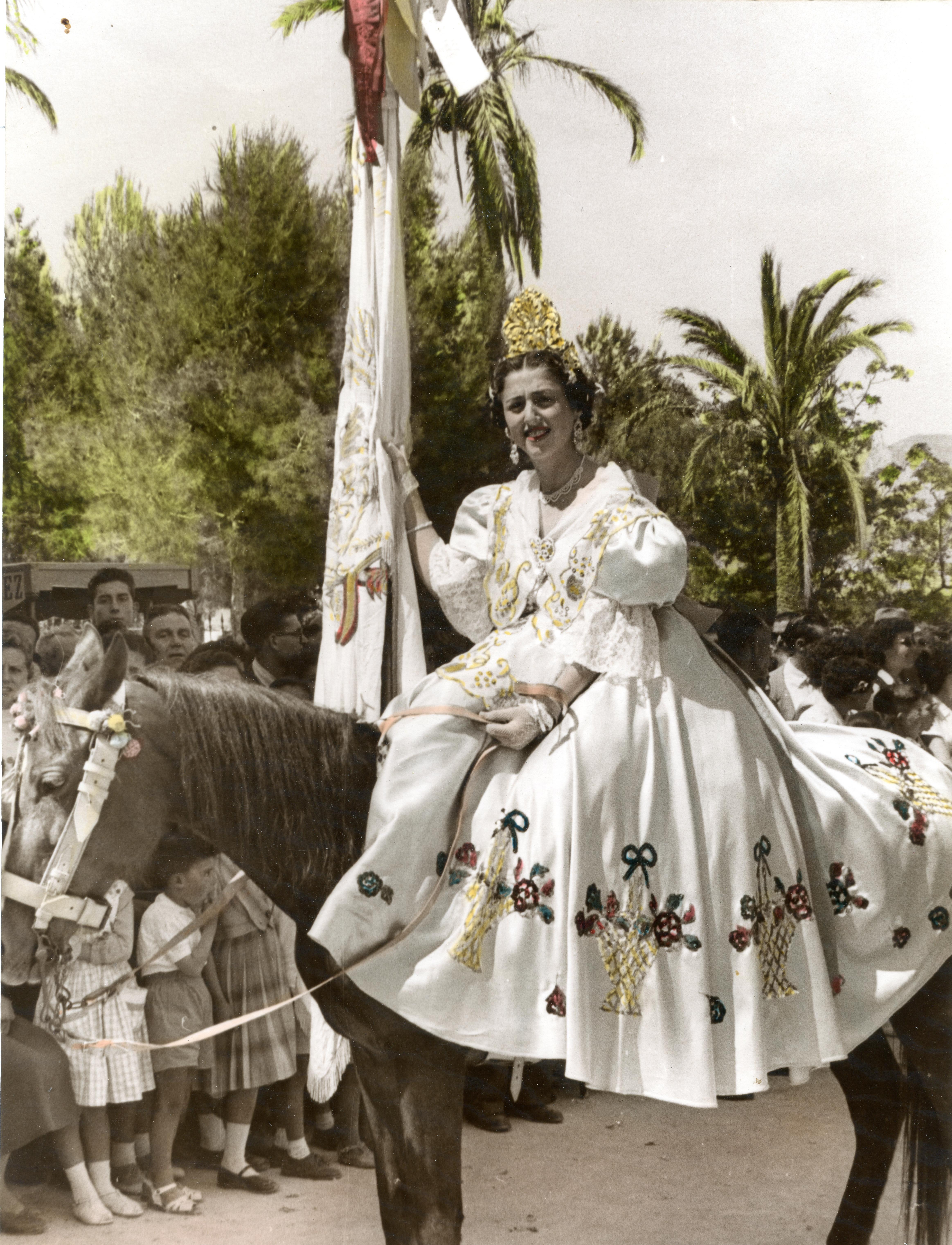 1956 Mercedes Diaz Navarro