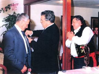 Fallece José Rico Egido, expresidente de la Unión de Festejos