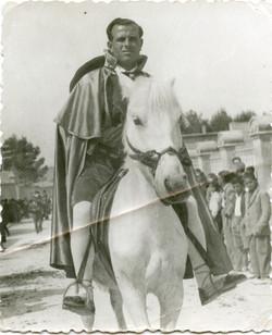1950 cap. José Poveda Poveda