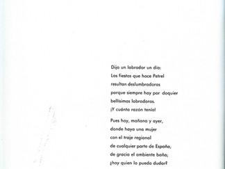 Piropo e invitación (Vicente Maestre Montesinos) 1968