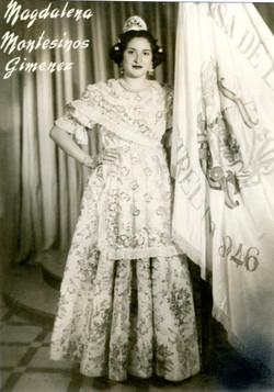 1950-51 Magdalena Montesinos Giménez