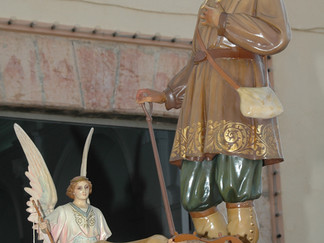 San Isidro presidirá el balcón de la Comparsa