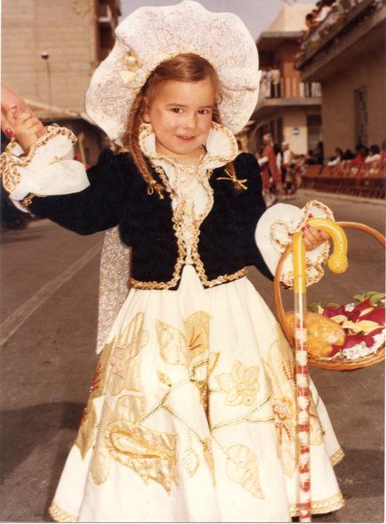 1982 Mercedes María Alba Román