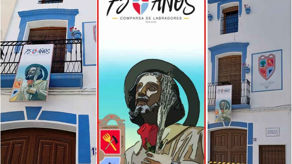 Banderola San Isidro