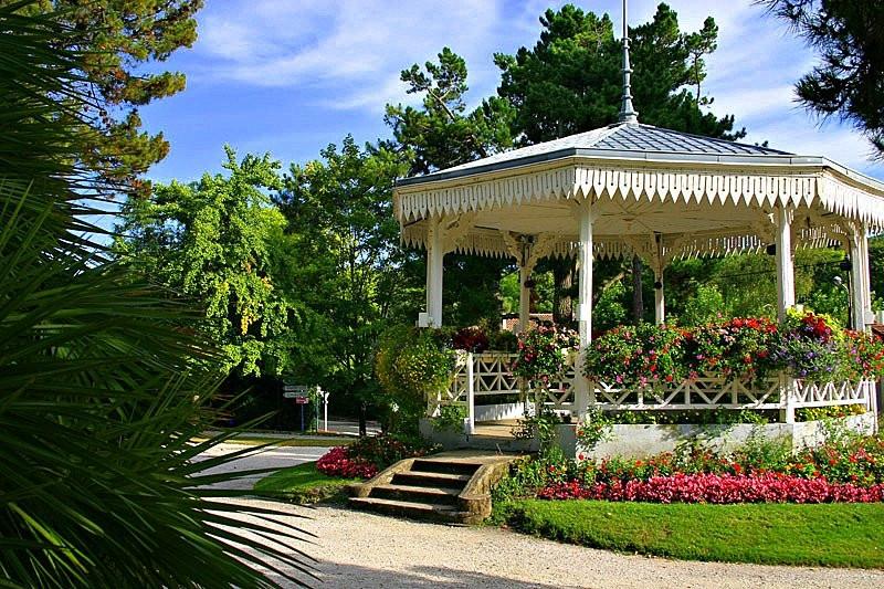 Arcachon / Parc Mauresque