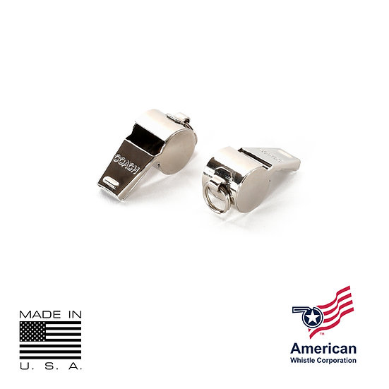 American Classic Sports Coach Whistle