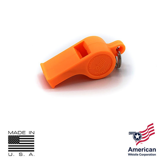 THE AMERICAN PATRIOT PERSONAL SAFETY WHISTLE