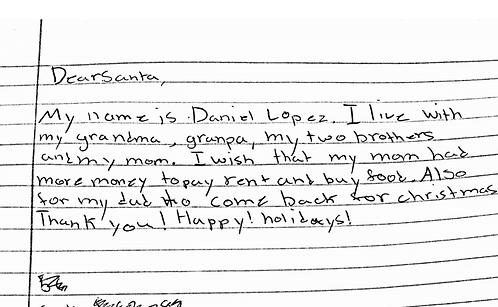 Daniel Lopez 11yrs
